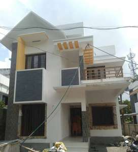 A NEW 3BHK 1650SQ FT 4.2CENTS HOUSE IN KOORKENCHERY,THRISSUR
