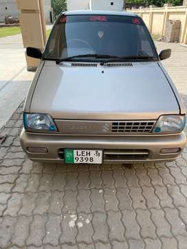 Mehran vxr in very new condition chilled Ac original documents