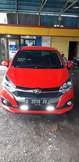 AYLA New Matic 1.200cc R deluxe facelift