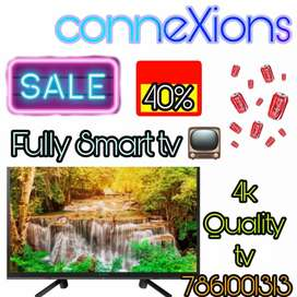 BRAND NEW 55 inches smart android led tv at very low price