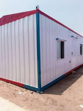 shipping container/living containers/mobile toilets