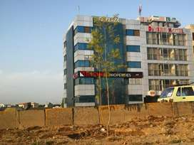 6 Stories Plaza For Rent at GT Road DHA 2