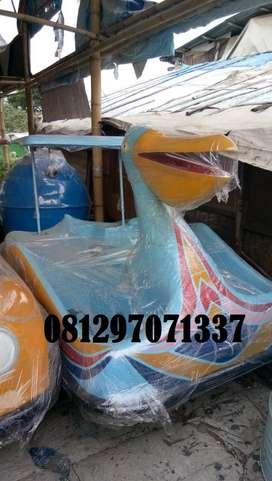 sepeda air murah atau produksi sepeda air fiberglass