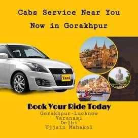 Gorakhpur Cabs Rental Service