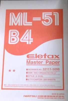 Elefax Master ML-51