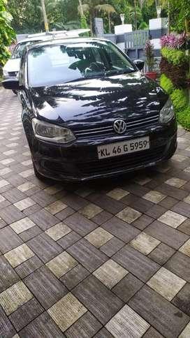Volkswagen Vento Trendline Diesel, 2012, Diesel