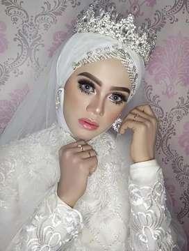 jasa pernikahan tata rias pengantin dan make up artist