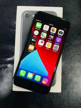 IPHONE 7 32GB MATT BLACK MINT CONDITION