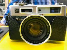 Yashica Electro 35 with 45mm lens
