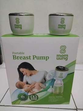 Breast pump mom Uung