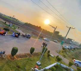 Hot Deal Plot For Sale In Gold Land Garden Main Daska Sambrial Road