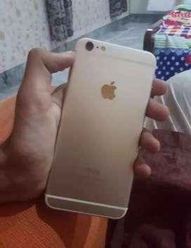 iPhone 6s plus with complete box