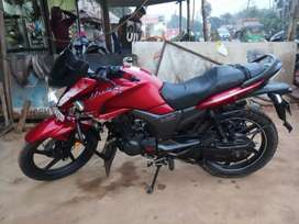 red colour in a very much good condition