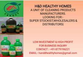 Home cleaning products