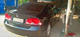 Civic FD, 1,8 Matic Tiptronic, 2008