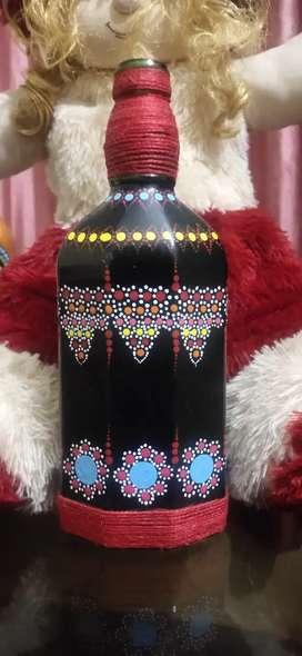 Quality product bottil art