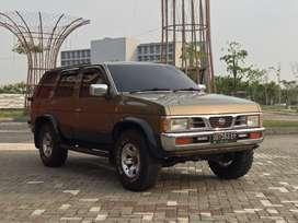 Nissan Terrano Grandroad 2001 Full Orisinel Istimewa Km 65rb asli