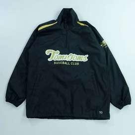 Tomntoms baseball halfzip jacket