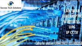 IT Network Supply and Installation