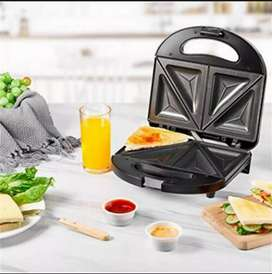 Home sandwich waffle breakfast machine automatic home bred maker.