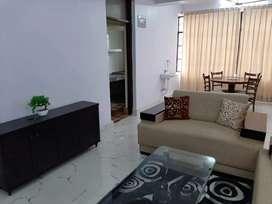 2BHK fully furnished flat at Dakbangla Chauraha for sale.