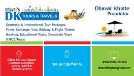 Travel Consultant Freelancer