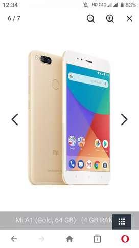 MI A1 mobile