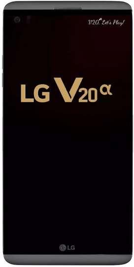 LG V20a With Warranty