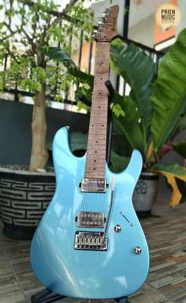 Ibanez AZ Prestige ice blue metallic