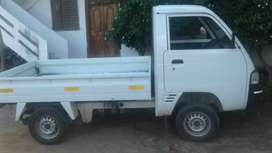Maruti super carry 2019 model driven 747 km
