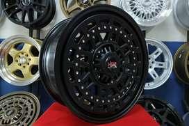 Velg Mobil Rin.17 Wuling ( Almaz, Cortez ) , RAV4, Rush, Saloon, Supra