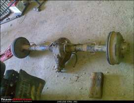 Bolero rear differential 2006 model for sale