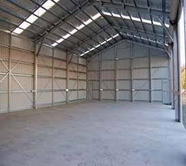 Warehouse or any project in production