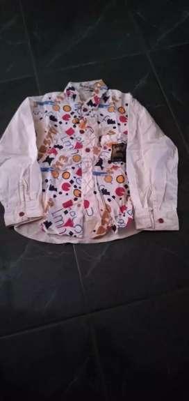 Baju kemeja anak