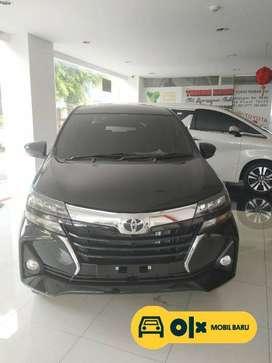 [Mobil Baru] Toyota Avanza G MT / 2019