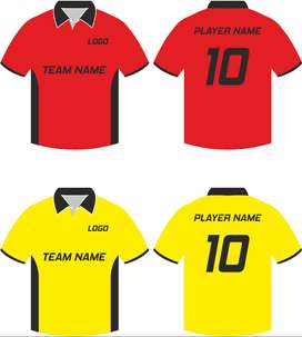 SUBLIMATION PRINTED SPORTS JERSEY