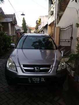 Honda CRV abu abu th '04