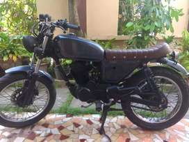 Jual motor honda gl 160cc japstyle