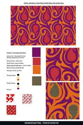 Learn Photoshop Textile Weaving & Print Design