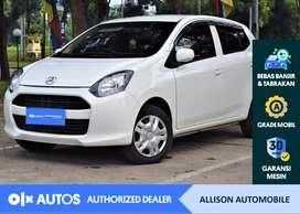 [OLX Autos] Daihatsu Ayla 2016 M 1.0 M/T Bensin Putih #Allison
