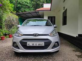 2015 Model Showroom Condition Hyundai Xcent For Immediate Sale