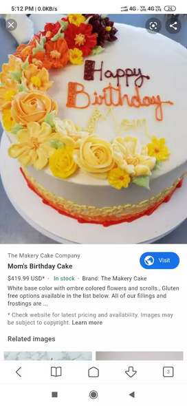 Required chef for bakery in gurgaon