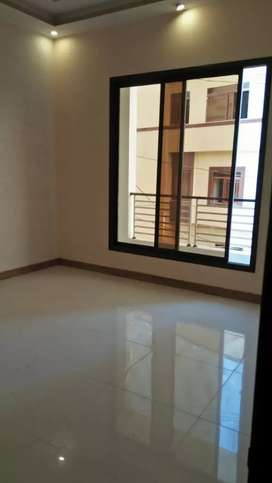 Main shahrafaisal full sound profe flat best location reserve parking