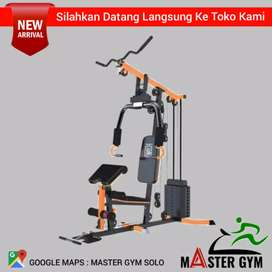 HOME GYM 1 SISI - Grosir Alat Fitness - Master Gym Store !! MG#9485