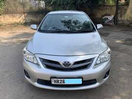 Altis Diesel, Very Good Condition, Non-Accidental with Service Record