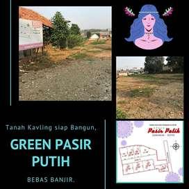 20 Menit Stasiun Citayam Kavling Tanah Konsep Cluster Status SHM