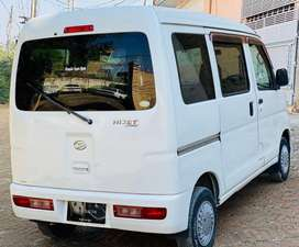 Daihatsu Hijet 2015 model on installment by (Alvina Financing)