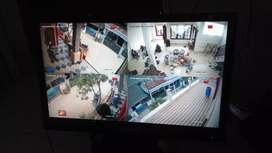 Promo pemasangan kamera CCTV 4 channel