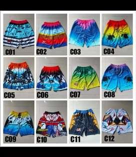 Volley short pants ( celana pendek volley )