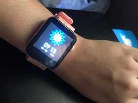 Mi Smartwatch Pink.
